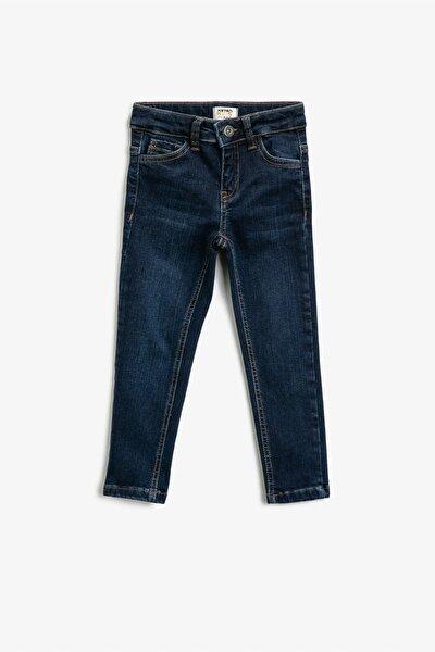 Dark Indıgo Erkek Çocuk Jeans 1KKB46173MD