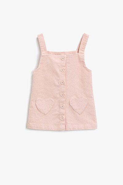 Pembe Kız Bebek Elbise