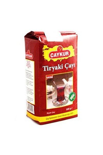 Tiryaki Siyah Dökme Çay 500 gr