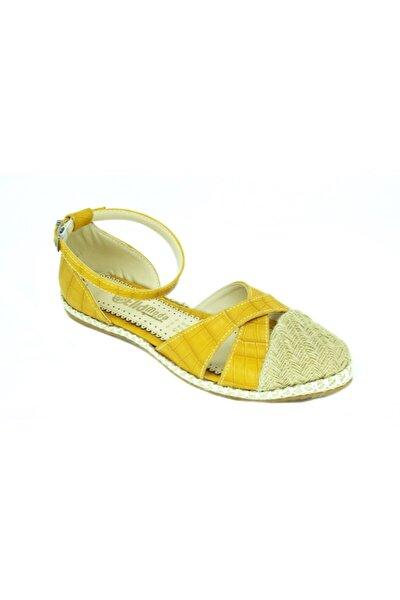 Trendyshose 100100136 Yeni Sezon Günlük Sandalet