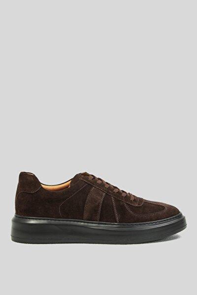 Wınd Süet Casual Ayakkabı Kahverengi