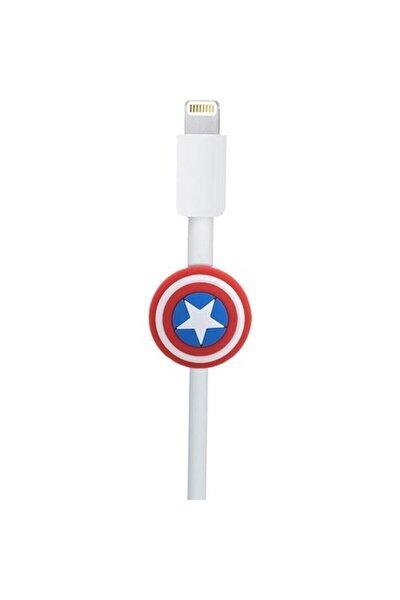 Kaptan Amerika Kablo Koruyucu