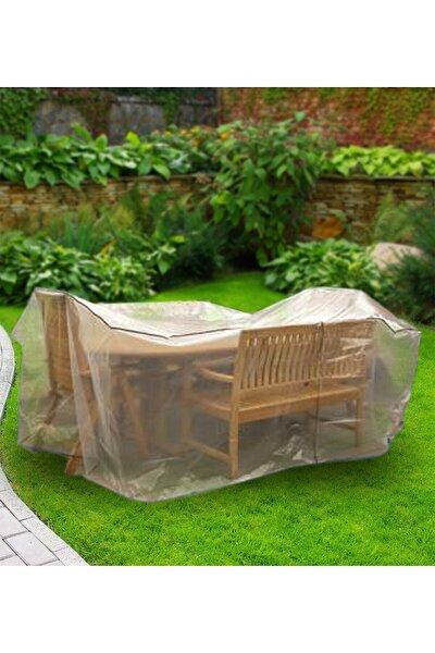 Bahçe Yemek Masası Koruma Örtüsü