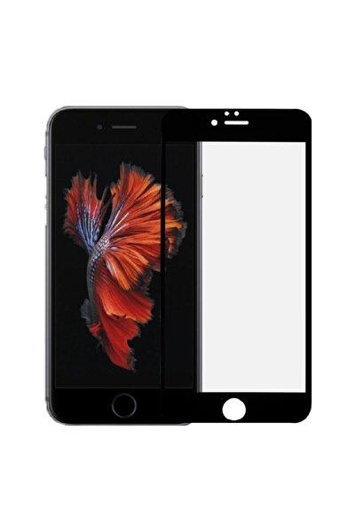 Iphone 6/6s Siyah Mat Seramik Ekran Koruyucu ''parmak Izi Ve Hava Kabarcığı Bırakmaz''