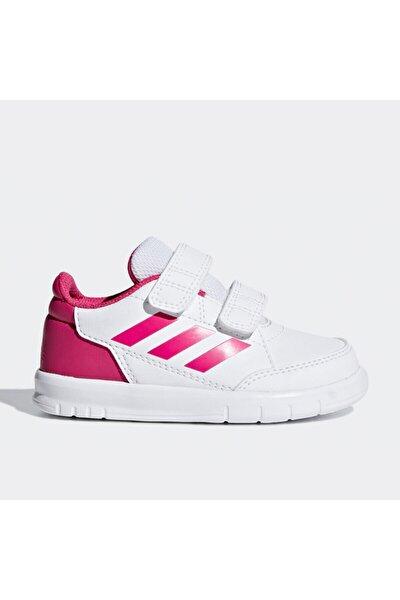 Kız Çocuk Beyaz Altasport Cf Sneaker Ayakkabı