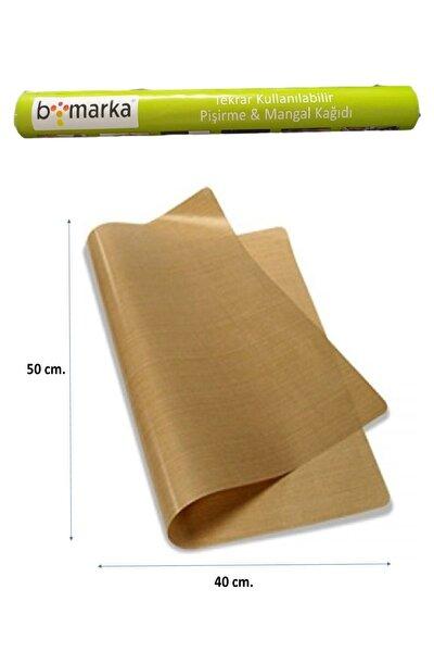 Yıkanılabilir Fırın Kağıdı & Mangal Örtüsü Xl (TARIM VE ORMAN BAKANLIĞI ONAYLI) (50X40 CM.)