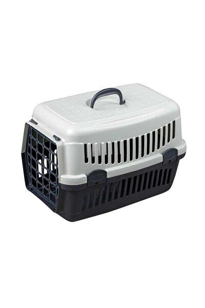 Gri Kedi Köpek Taşıma Çantası 50x34x33cm
