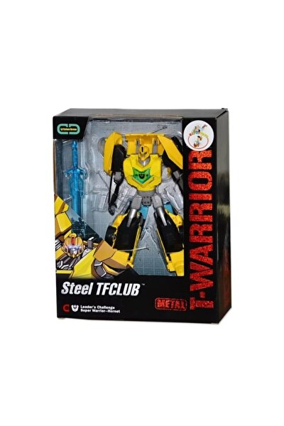 Optimus Prime Bumblebee Grimlock Dönüşen Robot Araba