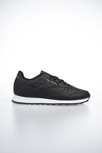 PC-30474 Siyah-Beyaz Erkek Spor Ayakkabı