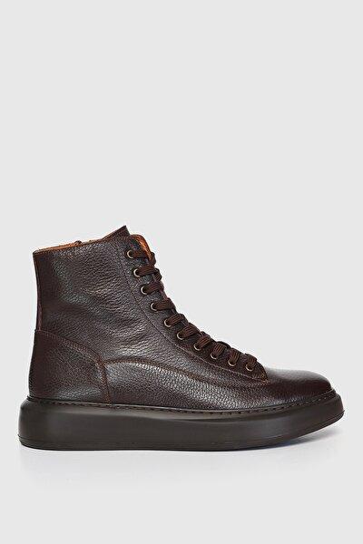 Greıge Süet Casual Ayakkabı Kahverengi