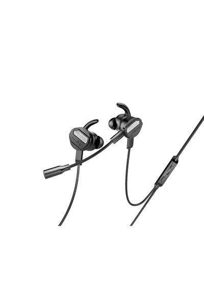 Rm-k35 Loyal 3,5mm Gaming Siyah Kulak Içi Mikrofonlu Kulaklık