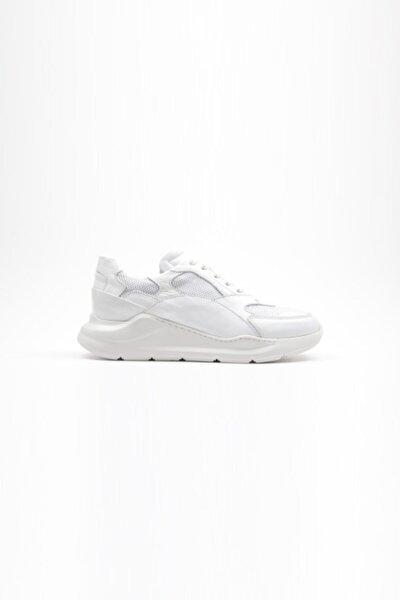 Beyaz Sneaker Kadın Ayakkabı 6460