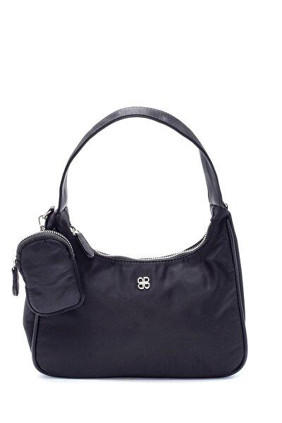 Kadın Bozuk Para Cüzdanlı Baget Çanta