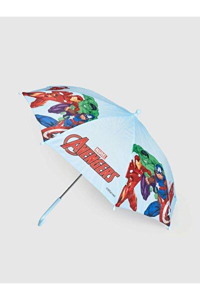 Avengers Erkek Çocuk Karışık M0T Şemsiye