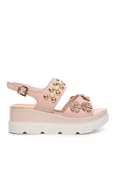 Kadın Derı Sandalet Sandalet 169 53074 Bn Sndlt