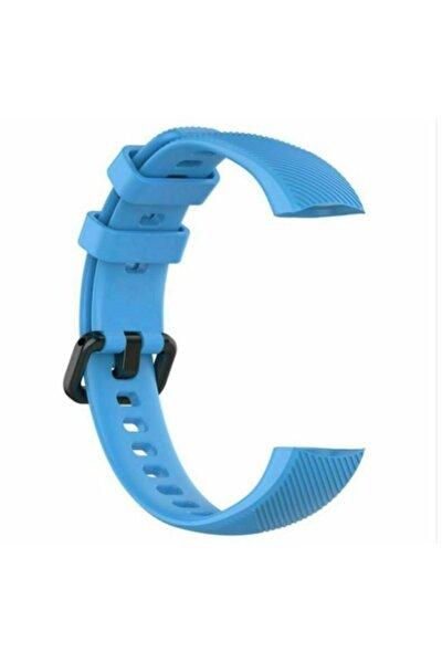 Huawei Honor Band 4 Kordon Saat Kayışı Mavi