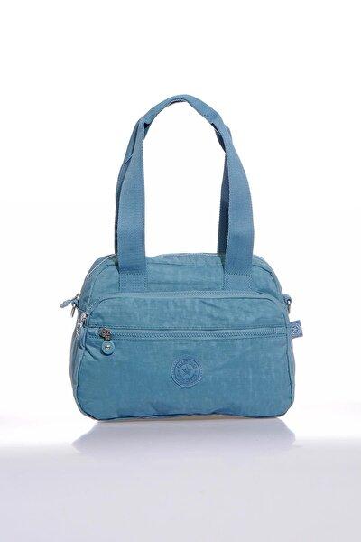Smb1116-0050 Buz Mavisi Kadın Çapraz Çanta