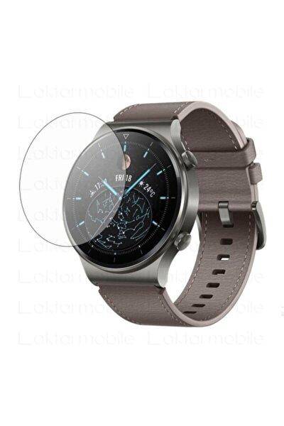 Huawei Watch Gt 2 Pro Uyumlu  Cam Ekran Koruyucu Saat Ekranı Koruyucu