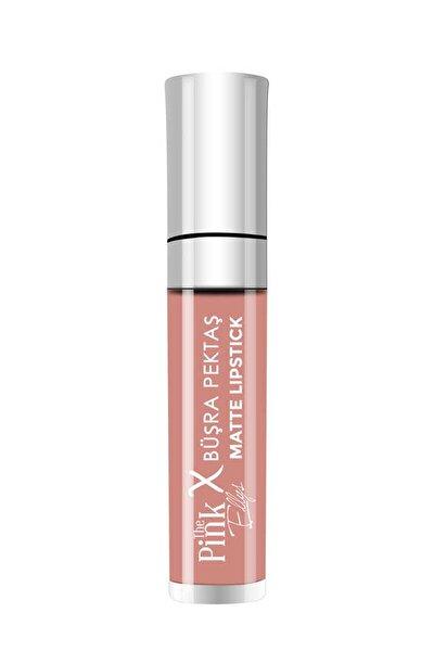 X Büşra Pektaş Matte Lipstick 1