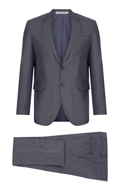 Erkek Duman Barı / Geniş Kalıp Std Takım Elbise