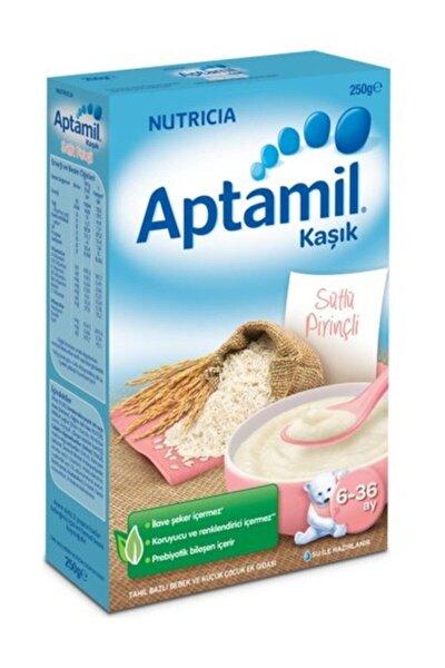 Sütlü Pirinçli Kaşık Maması 250gr