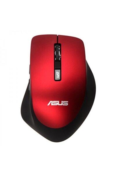 Wt425 Kablosuz Optik Sessiz Tıklama Özellikli Kırmızı Mouse