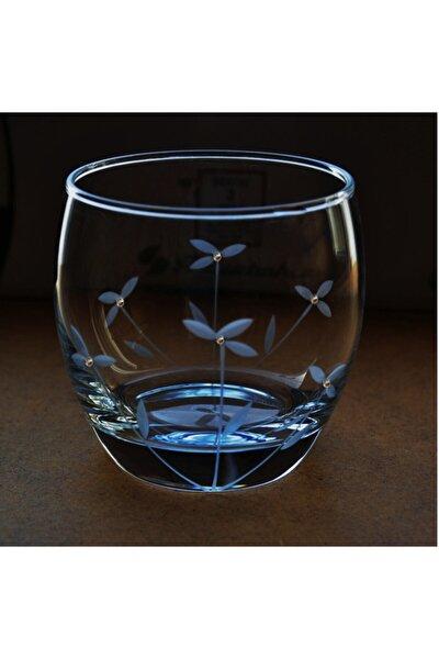 Paşabahçe 41010 Gelin Çiçeği Taşlı Barel Su-meşrubat Bardağı 6 Adet