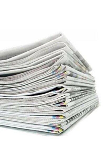 Sıfır Kullanılmamış 5 Kg Tertemiz Kullanılmamış Gazete