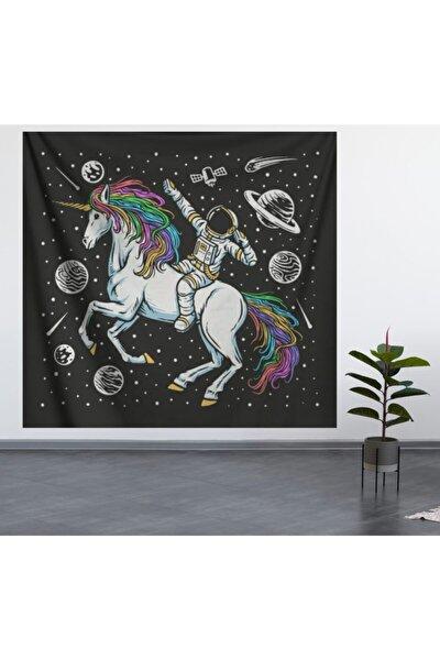 Unicorn Duvar Örtüsü (100X100, 140X140) / Duvar Halısı