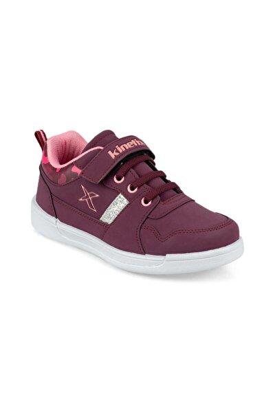 ENKOS 9PR Mürdüm Kız Çocuk Sneaker Ayakkabı 100425517