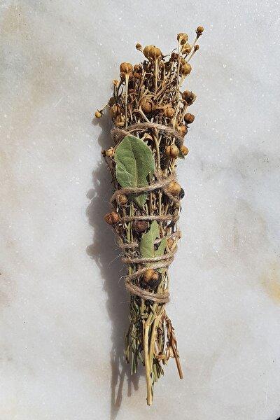 Üzerlik Tütsüsü - Defne Yapraklı Doğal Arınma Demeti