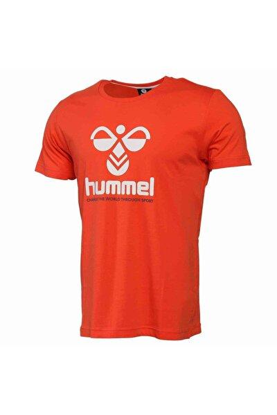 HMLCENTIL T-SHIRT S/S Siyah Erkek T-Shirt 101086296