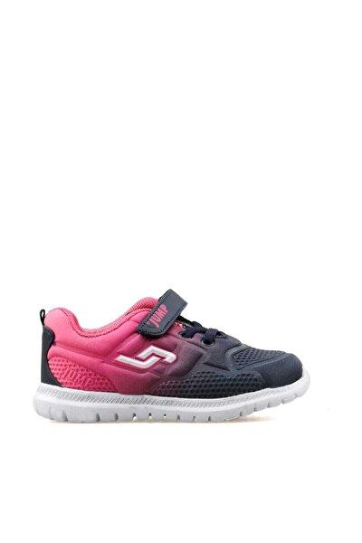 Çocuk Günlük Ayakkabı 20008-C-LACIVERT-FUSYA