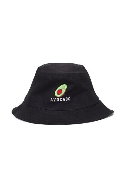 Avocado Amblemli Bucket/kova Şapka