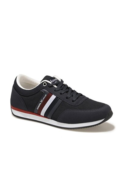 JUSTIN 1FX Lacivert Erkek Sneaker 100785322