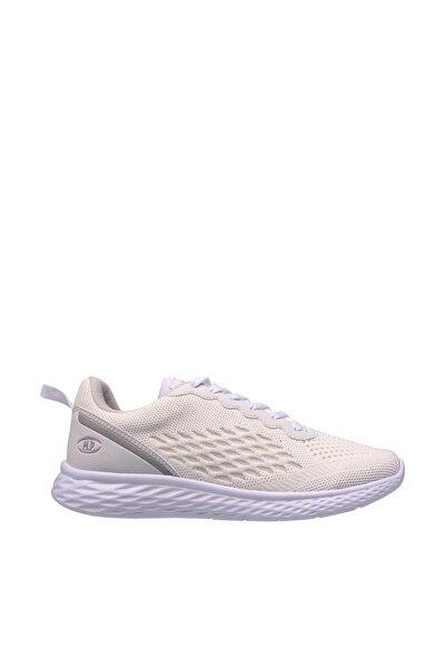 Kadın Beyaz Bağcıklı Casual Ayakkabı 201-1261zn 650