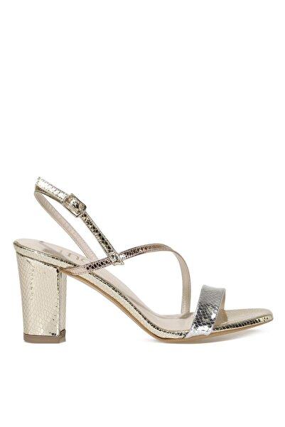 CANNES.Z 1FX Altın Kadın Topuklu Sandalet 101038256