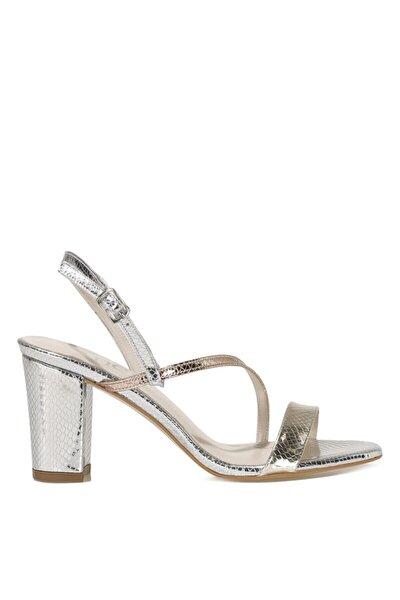 CANNES.Z 1FX Gümüş Kadın Topuklu Sandalet 101038257