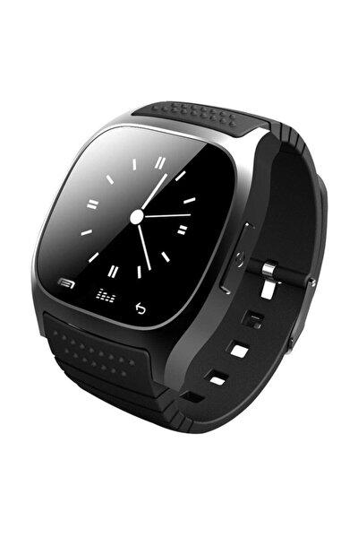 M26 Akıllı Saat Smart Watch Ios-android Uyumlu Siyah