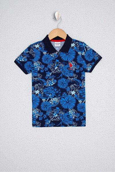 Erkek Çocuk Lacıvert T-Shirt G083Sz011.000.1126089