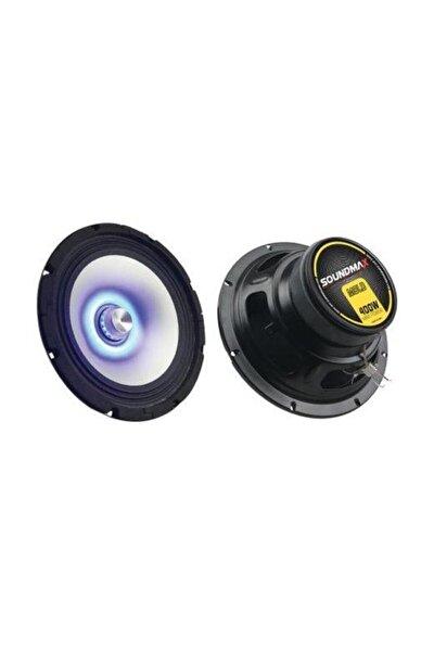 Mavi Tekli 20 Cm Led Midrange Speaker 400w Sx-m8ld