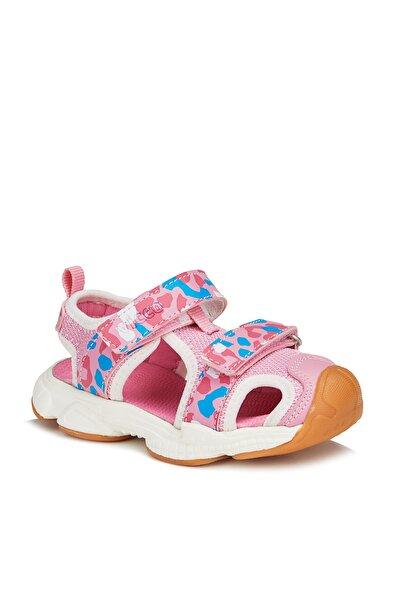 Leo Kız Çocuk Pembe Sandalet