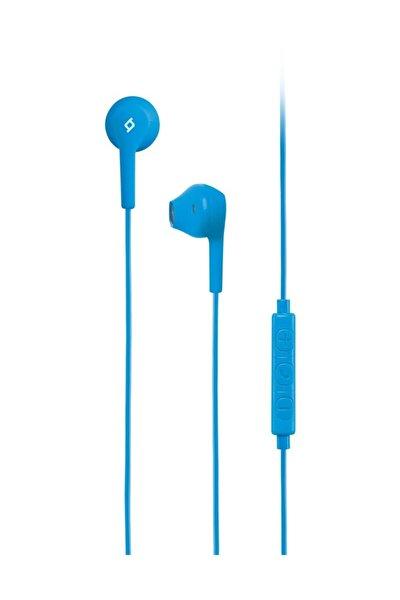 Rio Serisi Kumandalı Ve Mikrofonlu Kulakiçi Kulaklık Mavi