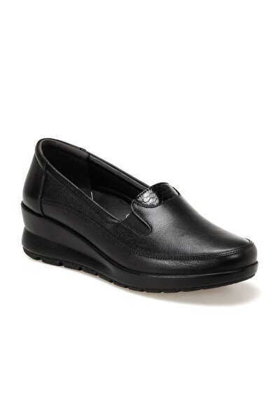 103164.Z Siyah Kadın Comfort Ayakkabı 100555576