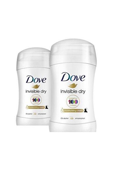 Kadın Deodorant Stick Invisible 40 ml X2