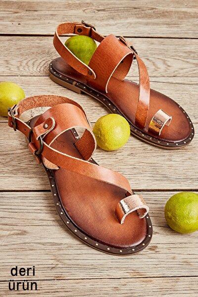 Rose/taba Kadın Sandalet L0685085003