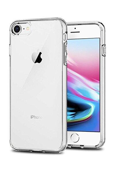 Iphone 6 Şeffaf Silikon Telefon Kılıfı