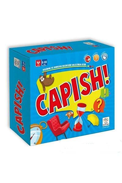 Capish – Düşünme Ve Konuşma Becerisini Geliştiren Oyun