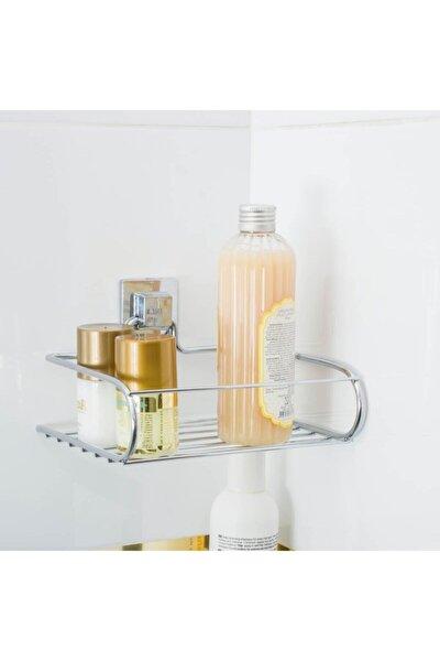 Yapışkanlı Mini Şampuanlık Raf