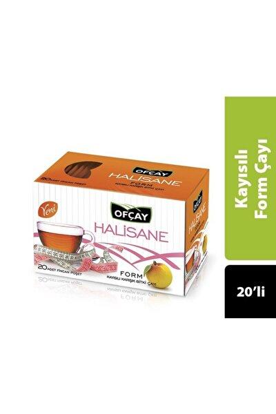 Halisane Form Çayı Kayısılı 2 gr X 20'li